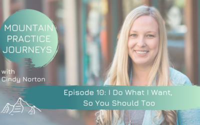 Episode 10: I Do What I Want, So You Should Too